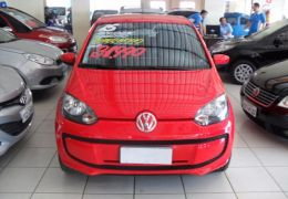 Volkswagen up! Move 1.0l MPI Total Flex