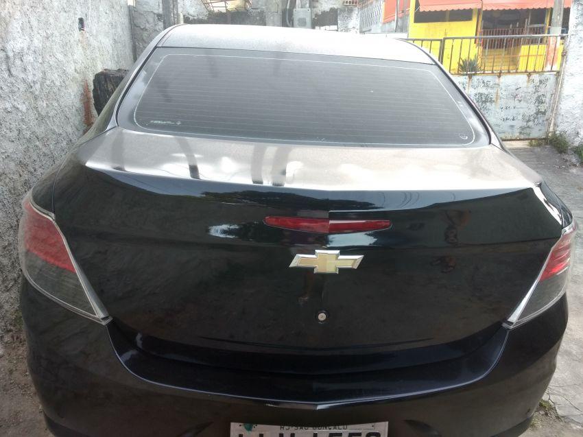 Chevrolet Prisma 1.4 Eco LT SPE/4 (Aut) - Foto #4