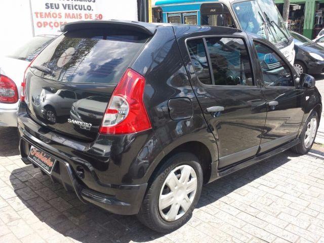 Renault Sandero Expression 1.6 16V (Flex) - Foto #6