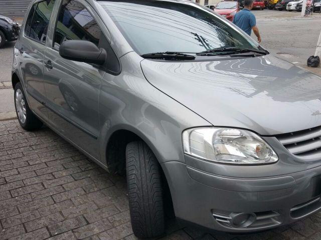 Volkswagen Fox Plus 1.6 Mi 8V Total Flex - Foto #5