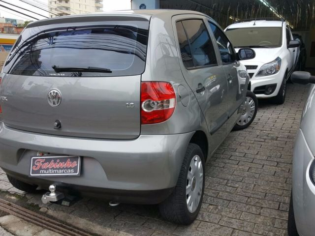 Volkswagen Fox Plus 1.6 Mi 8V Total Flex - Foto #6