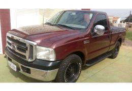 Ford F250 XL 4.2 Turbo (Cab Simples)