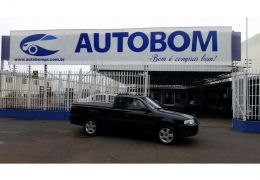 Volkswagen Saveiro 1.6 Surf CS (Flex)