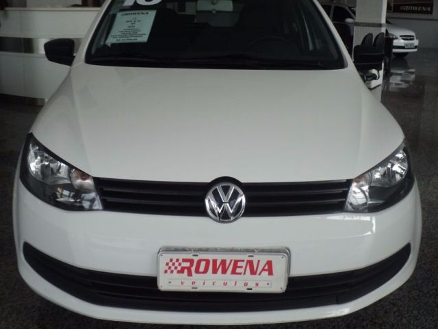 Volkswagen Gol Trendline 1.0 Total Flex - Foto #2
