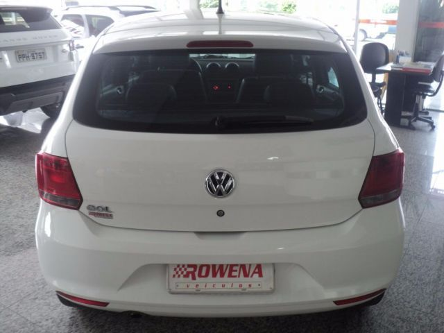Volkswagen Gol Trendline 1.0 Total Flex - Foto #3