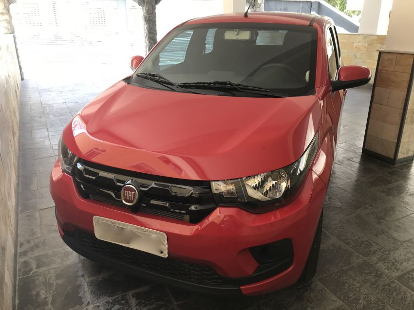 Fiat Mobi Evo Like On 1.0 (Flex) 4p - Foto #5