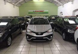 Toyota Etios Platinum 1.5 (Flex) (Aut)