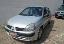 Renault Clio Sedan Authentique 1.0 16V (flex)