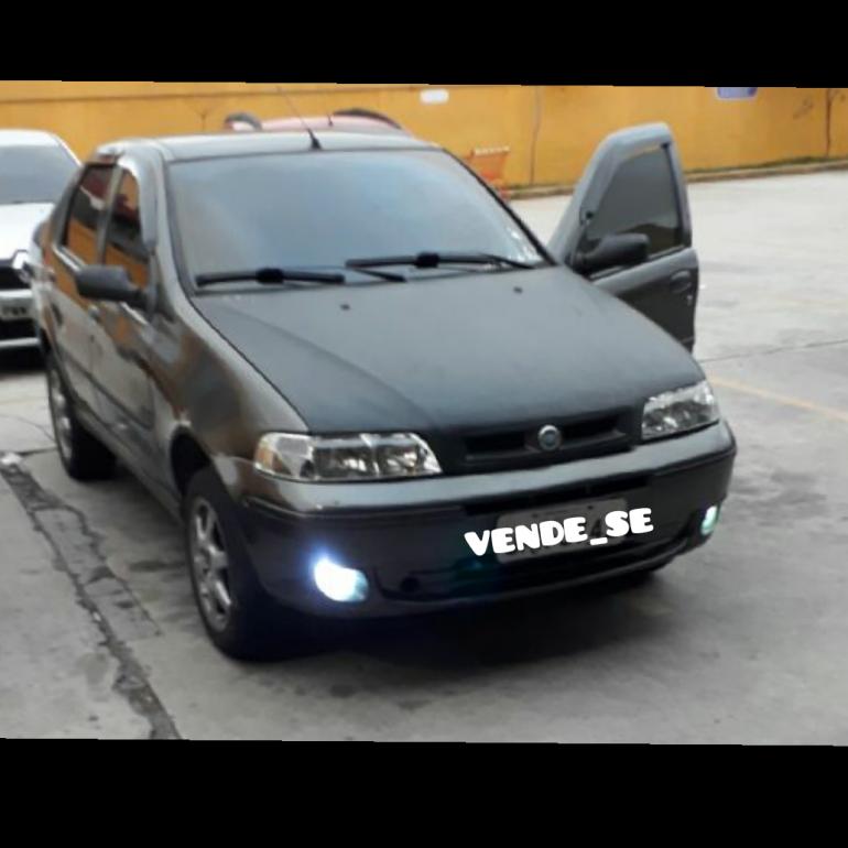 Fiat Siena Fire 1.0 8V - Foto #1