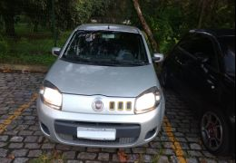 Fiat Uno Attractive 1.4 8V (Flex) 4p