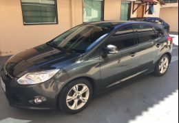 Ford Focus Hatch SE 1.6 16V TiVCT PowerShift (Aut)