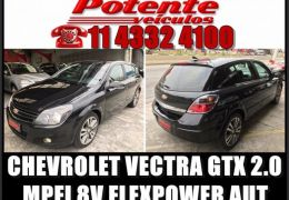 Chevrolet Vectra GTX 2.0 MPFI 8V Flexpower