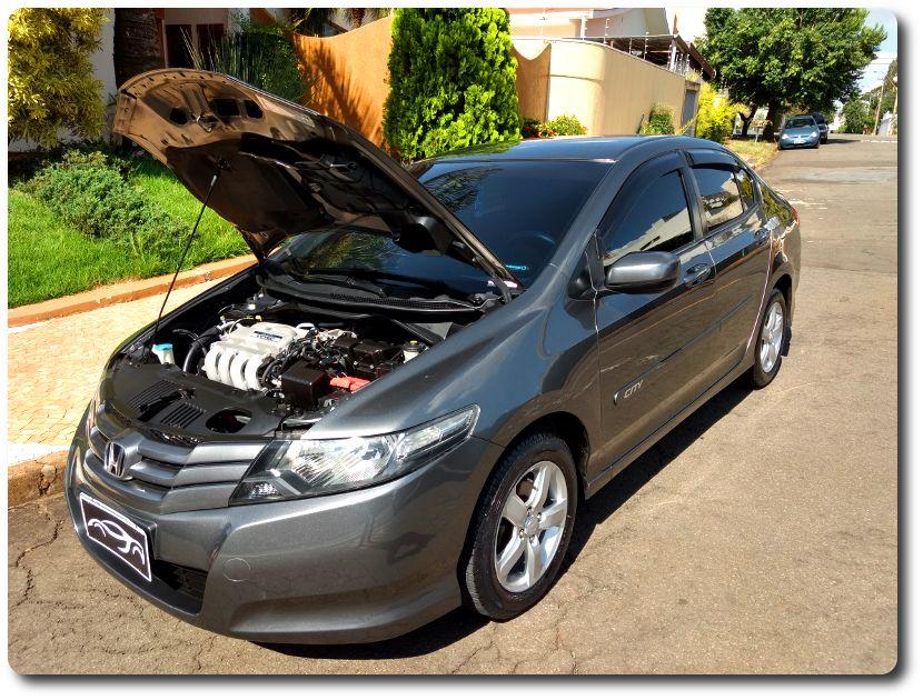 Honda City LX 1.5 16V (flex) 2010/2010 - Salão do Carro ...