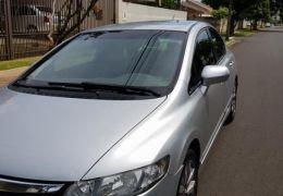 Honda New Civic LXS 1.8 16V i-VTEC (aut) (flex)