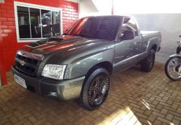 Chevrolet S10 Colina 4x4 2.8 Turbo Electronic (Cab Simples)