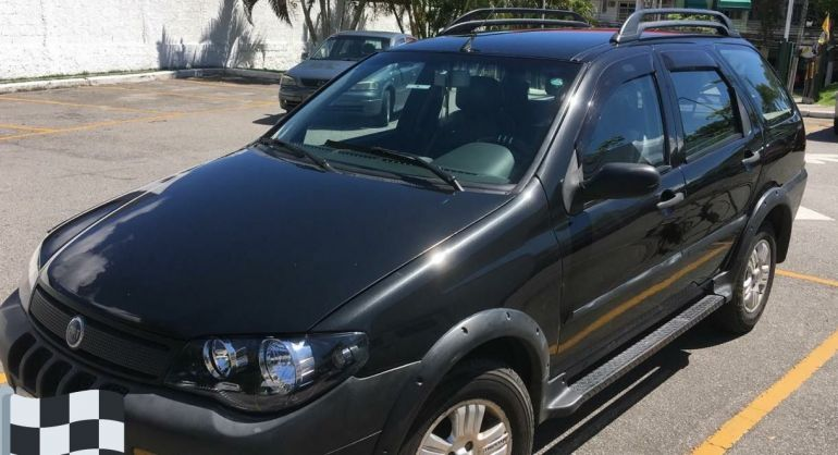 Fiat Palio Weekend Adventure Try On 1.8 8V (Flex) - Foto #1