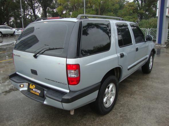 Chevrolet Blazer Advant. 2.42.4 MPFi F.power - Foto #9