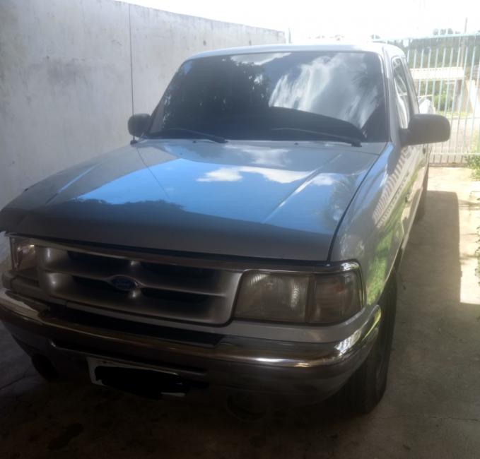 Ford Ranger STX 4x2 4.0 V6 12V (Cabine Estendida) - Foto #7