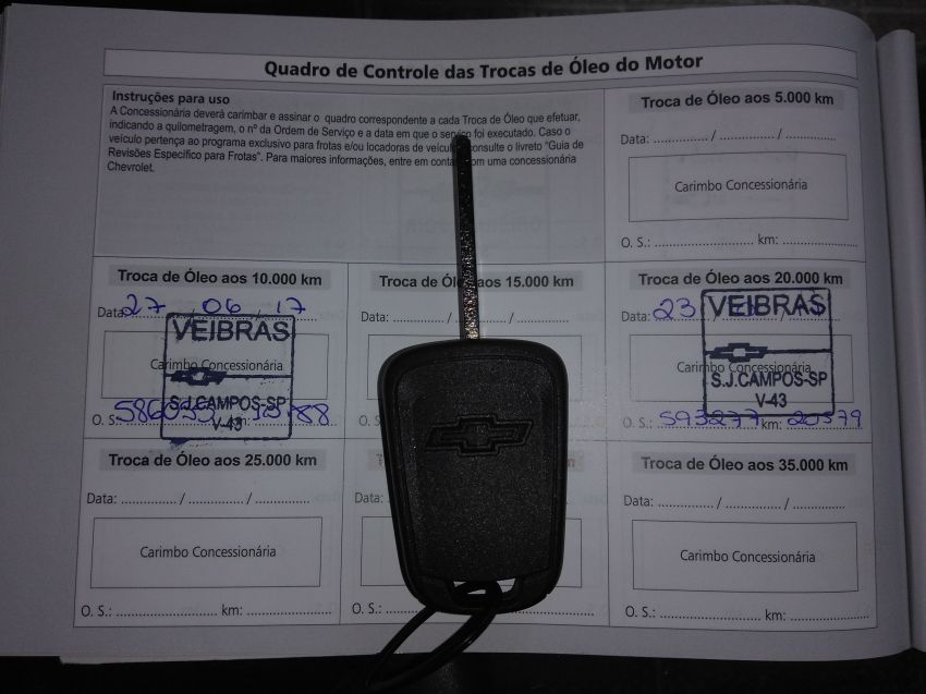 Chevrolet Prisma 1.0 SPE/4 Eco Joy - Foto #1
