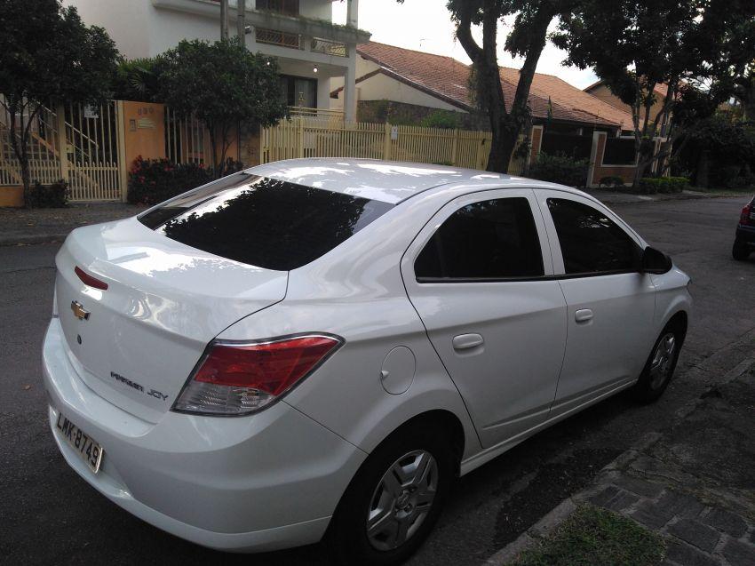 Chevrolet Prisma 1.0 SPE/4 Eco Joy - Foto #4