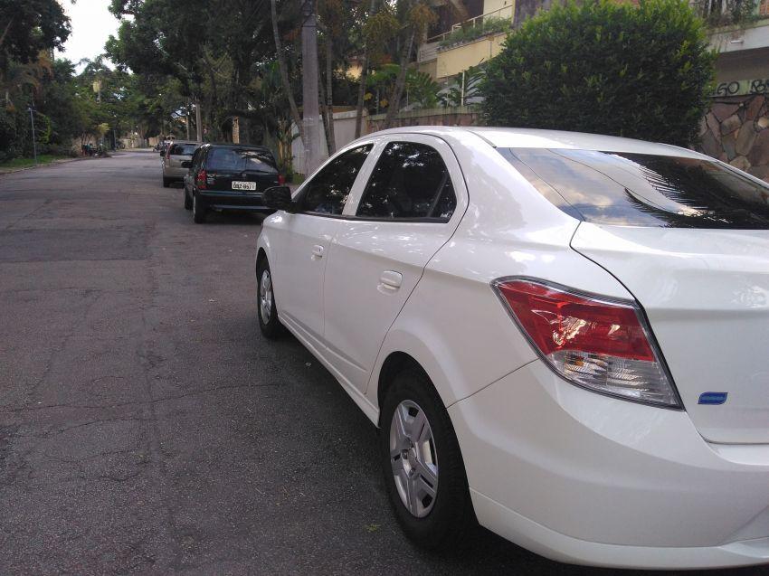 Chevrolet Prisma 1.0 SPE/4 Eco Joy - Foto #7