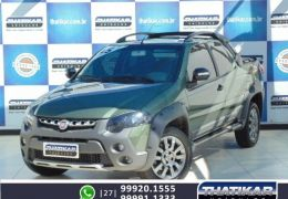 Fiat Strada Adventure Locker Cabine Dupla 1.8 MPI 16V Flex