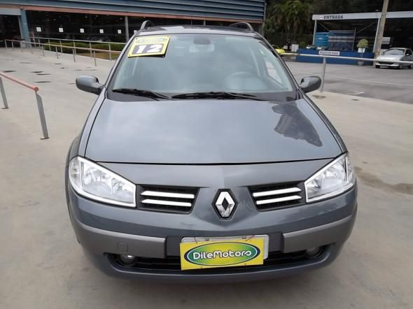 Renault Grand Tour Dynam. Hi-flex 1.6 16v - Foto #7