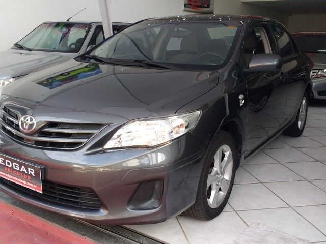 Toyota Corolla GLI Couro 1.8 16V Flex - Foto #2