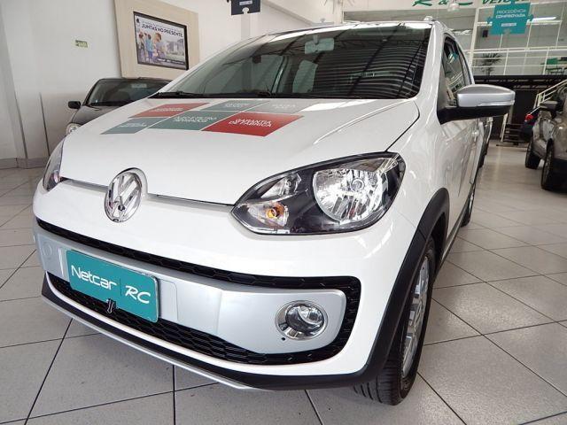 Volkswagen up! Cross 1.0l MPI Total Flex - Foto #1