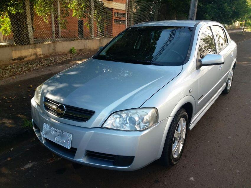 Chevrolet Astra Hatch Advantage 2.0 (Flex) 4p - Foto #10