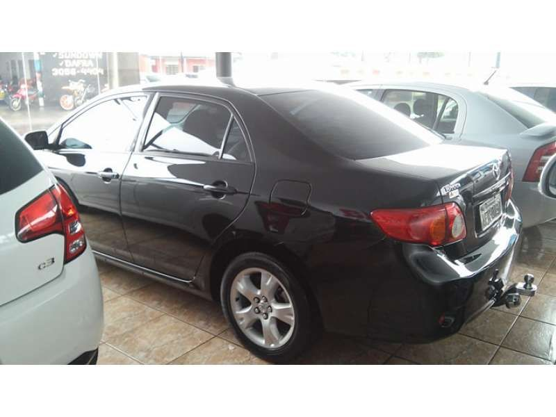 Toyota Corolla Sedan XEi 1.8 16V (flex) (aut) - Foto #4