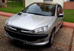 Peugeot 206 Hatch. Presence 1.6 16V (flex)