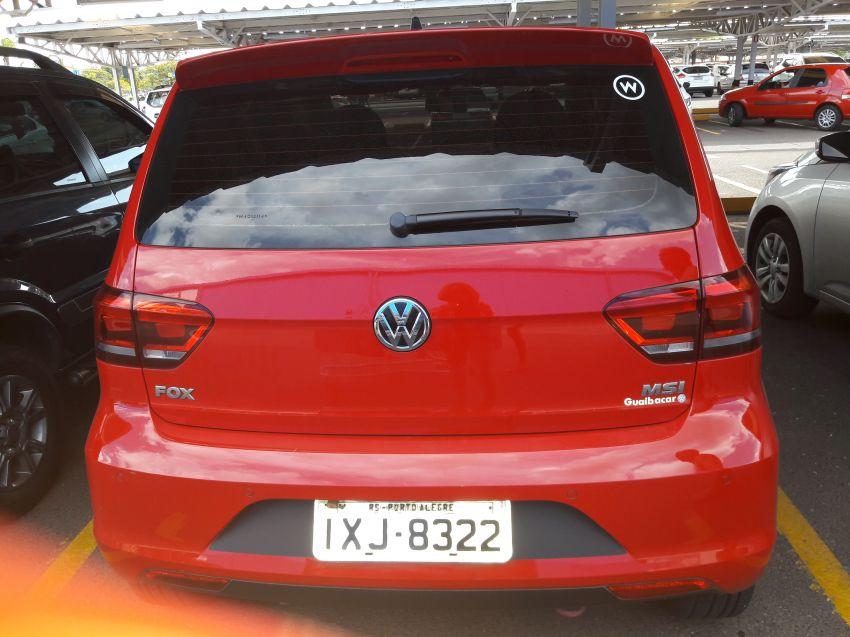 Volkswagen Fox Run 1.6 MSI (Flex) - Foto #2