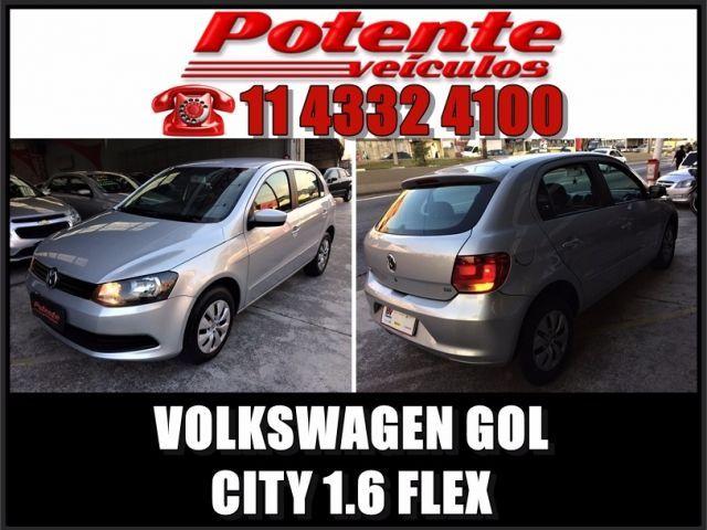Volkswagen Gol City 1.6 - Foto #1