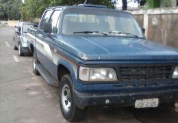 Chevrolet C20 Pick Up Custom Luxe 4.1 (Cabine Dupla)