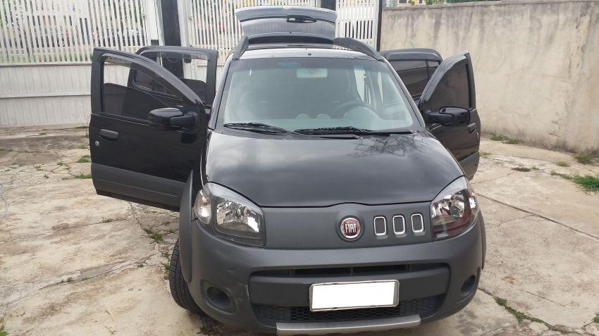 Fiat Uno Way 1.0 (Flex) 4p - Foto #1