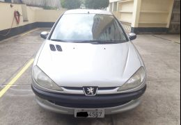 Peugeot 206 Hatch. Passion 1.6 8V