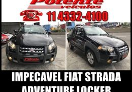 Fiat Strada Adventure Locker Cabine Estendida 1.8 MPI 8V Flex