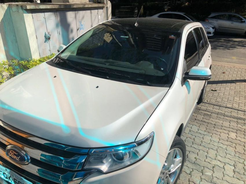Ford Edge Limited 3.5 AWD - Foto #5