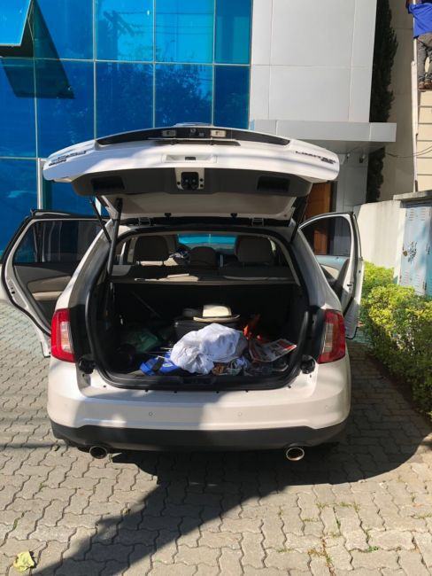 Ford Edge Limited 3.5 AWD - Foto #6