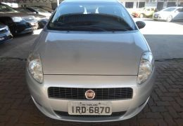 Fiat Punto Essence 1.8 16V (Flex)