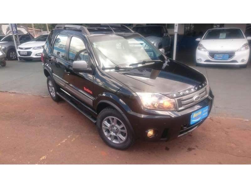 Ford Ecosport Freestyle 1.6 (Flex) - Foto #3