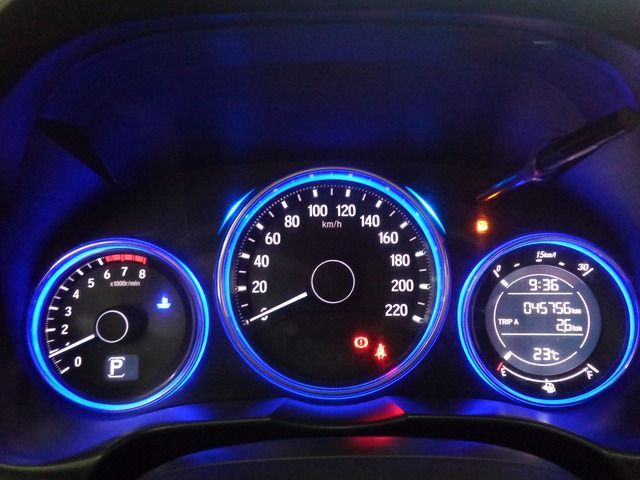 Honda City EXL 1.5 16V i-VTEC FlexOne - Foto #5