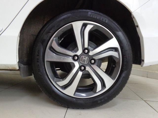 Honda City EXL 1.5 16V i-VTEC FlexOne - Foto #8