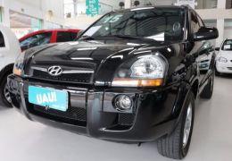 Hyundai Tucson GLS 4x2 2WD 2.0 16V