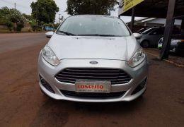 Ford New Fiesta Fiesta 1.6 Titanium Plus (Aut) (Flex)