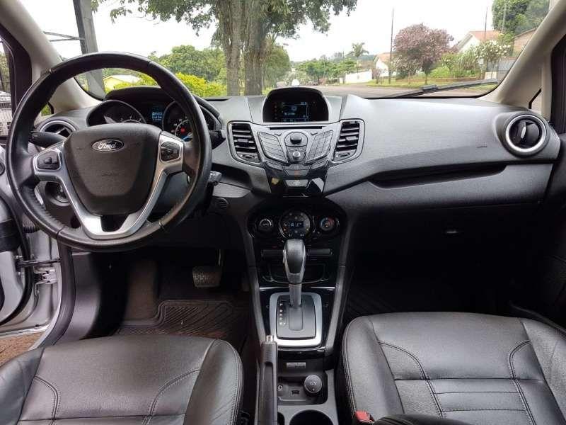 Ford New Fiesta Fiesta 1.6 Titanium Plus (Aut) (Flex) - Foto #2