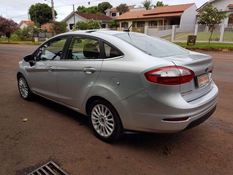 Ford New Fiesta Fiesta 1.6 Titanium Plus (Aut) (Flex) - Foto #3