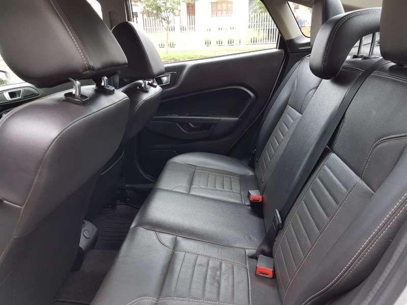 Ford New Fiesta Fiesta 1.6 Titanium Plus (Aut) (Flex) - Foto #4