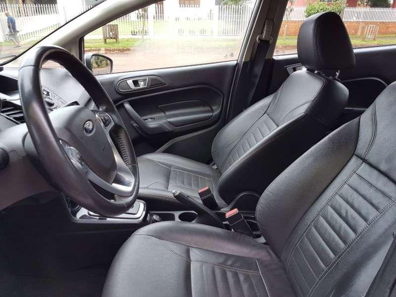 Ford New Fiesta Fiesta 1.6 Titanium Plus (Aut) (Flex) - Foto #6